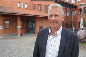 Kommundirektör Peter Karlsson. Arkivbild.