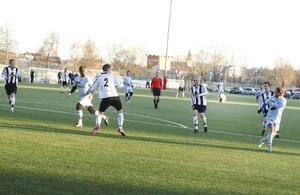 Vismarås första division 4-match slutade med förlust.