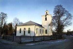 Kyrkan i Skog.