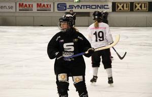 Alina Zinkevitch från SAIK är nu också klar för moderklubben Skutskär.