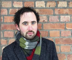 Jon-Olov Woxlin från Bergsjö är aktuell med en ny platta.