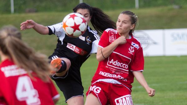 Västanfors mäktade inte med att vinna mot tabelljumbon IF Eker Örebro.