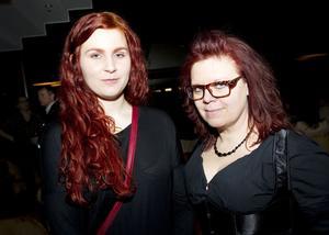Dansaren Isabella Amoruso Kokko och regissören Maria Hallengren var båda nominerade i kategorin årets musikvideo tillsammans med Ida Long.