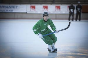 Adam Gilljam har en Rysslandsklausul i kontraktet, men är inställd på ytterligare en säsong i Hammarby.