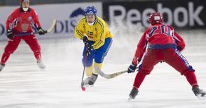 Christoffer Edlund på VM i Uljanovsk.