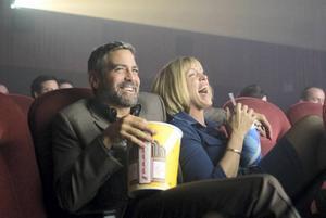 George Clooney och Frances McDormand.