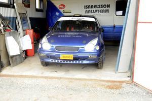 Andreas Israelsson köpte ny bil i vintras.