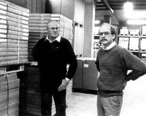I slutet av 2004 säljer gundarna av företaget, Alf Claesson och Christer Bodén, 75 procent av bolaget.