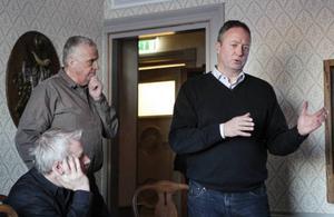 Per-Åke Wahlund, ägare av Sir Winston och Verkö slott, berättar med entusiasm kring satsningen på Isexpressen och alla vinteräventyr på verkö slott, som säsongsöppnar 1 mars.