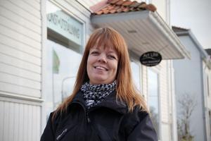 Helén Jonsäll öppnar leksaksaffär i Edsbyn i november.