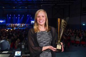 Västerås SS-stjärnan Frida Berggren är en av de nominerade till Folkets pris. Berggren är dessutom nominerad till VLT-priset.