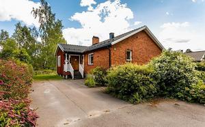 Friliggande villa, Falun.