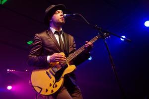 Blues- och soulbandet Thorbjörn Risager Band kommer till Metropol lördagen den 8 mars.