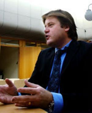 Mikael Nordlund, vd för Västernorrlands Gasellföretag, Novum kompetens och datautveckling.