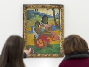 Paul Gauguins målning