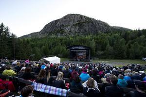 Vid foten av Skuleberget är Skule Naturscen en upplevelse i sig.