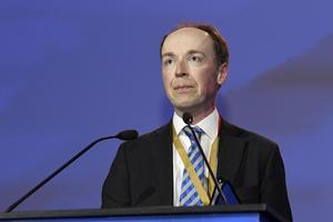 Under lördagens partikongress i finska Jyväskylä valdes Jussi Halla-aho till ny ordförande för Sannfinländarna.