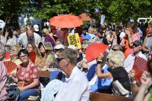 Politikerveckan i Almedalen kommer att få besök av politiker från Södertälje.