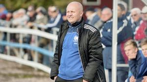 Mikael Lindgren är tränare för både herrarna i division 4 och damerna i division 2. Foto: Carl-Henrik Rapp