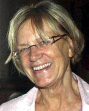 Johanna Gustavsson, ny ordförande i Lions Club Fjugesta.