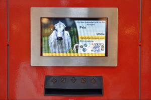 20 kronor litern tar Åre bondgård för Fjällmjölken.