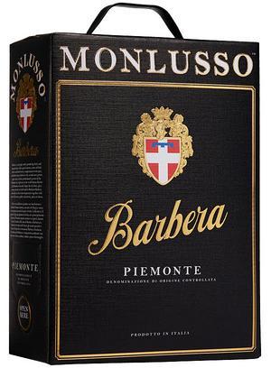 Monlusso Barbera.