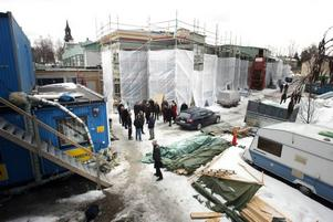 Ockelbo nya äldreboende, Bysjöstrand, ska stå klart för inflyttning redan vid halvårsskiftet