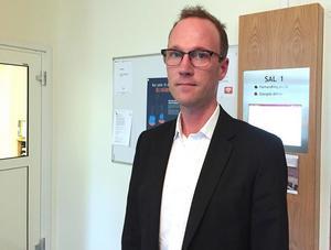 Kammaråklagare Carl-Johan Granlund.