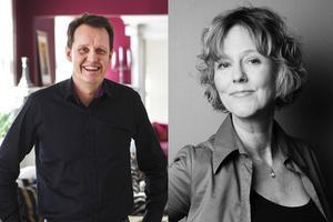 Jan-Eirik Johansen fortsätter driva verksamheten tillsammans med den nya ägaren – sambon Annika Backlund.