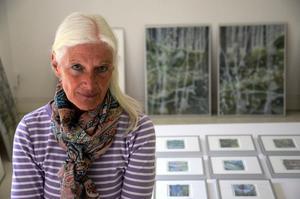 Close to nature. Så heter konstnären Kristina Breitenbachs utställning i Tivedstorp. Den startar 29 juni och pågår till 27 juli.
