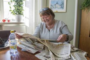 AnnSofie Andersson (S) får drygt 43 000 kronor i månaden i visstidspension fram till hon fyller 65 år. Det är om två år.