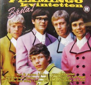 Många skivor har det blivit för Flamingokvintetten.