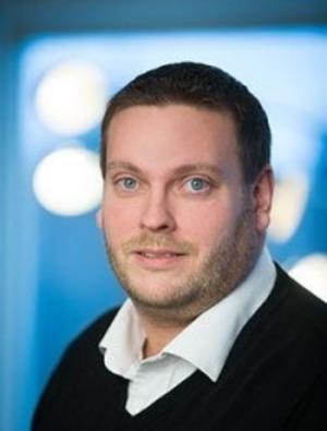 Per Lundgen är säljare på Elektromatik i Örnsköldsvik och är glad över förändringen.