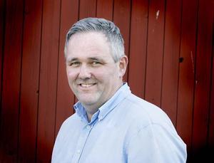 Anders W Jonsson. Fotograf: Catharina Sandström