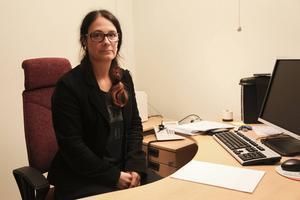 – Det är svårt eftersom det handlar om post och integritet, men vi hoppas att det här kan avskräcka många om drogerna kan stoppas vid utlämningsställena, säger Jana Solsten, polis i Sveg.