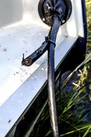 Stölder från båtar brukar öka i samband med sjösättning.