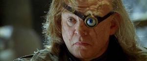 Brendan Gleeson som Mad Eye Moody.