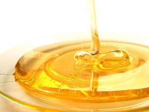 Lite honung i fetaostkrämen passar fint.
