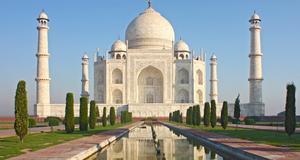 Nu ska Dubai bygga en kopia av det indiska världarvet Taj Mahal.