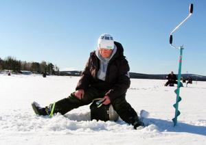 Mona Pettersson, Ulriksforsarna, slutade tvåa i damveteranklassen vid SM i mormyska som avgjordes i Norsjö i helgen.