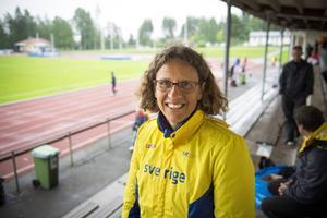 Karin Torneklint Svenska Friidrottsförbundet