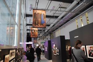 Lördagen 4 sep. invigdes det nya museet i ASEA:s gamla Mimerverkstad.Länsmuseet och Konstmuseet är nu under samma tak. Det här kommer säkert att bli riktigt bra.