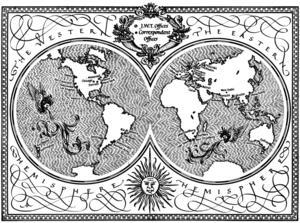 Skribenten misstänker att TTIP-avtalet är ett steg på väg mot en global superstat.