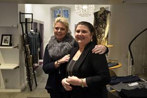 Ägarbyte. Janina Öhrberg ska ta över klädbutiken In Moode efter Annelie Riippa, bilden, och Marlelle Blomqvist.