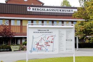 Beslut om den framtida driften av Bergslagssjukhuset har skjutits upp. Foto: Staffan Bjerstedt