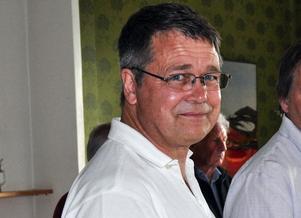 Mats Aronsson, trafiksamordnare, Hedemora kommun.