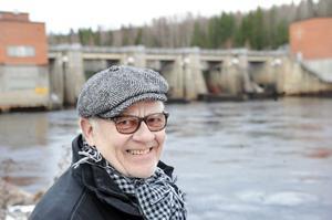 Kjell Söderlund, Bollnäs, är pensionerad affärsman.