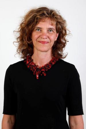 Maria Krafft är trafiksäkerhetsdirektör på Trafikverket.
