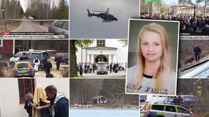 Mordet på Tova Moberg i maj 2017 har varit en händelse som berört många i Hudiksvall