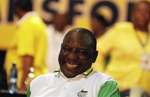 Cyril Ramaphosa är ny ordförande i ANC och står inför oerhört svåra utmaningar. Han ska göra upp med korruptionen, få fart på ekonomin och bekämpa den skyhöga arbetslösheten.
